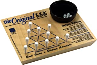 product image for Channel Craft Classic Challenging Handcrafted Wooden Puzzle Original IQ Tester Deluxe Edition