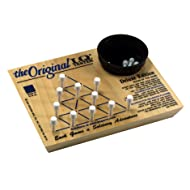 Venture Manufacturing Channel Craft Classic Challenging Handcrafted Wooden Puzzle Original IQ Tester Deluxe Edition