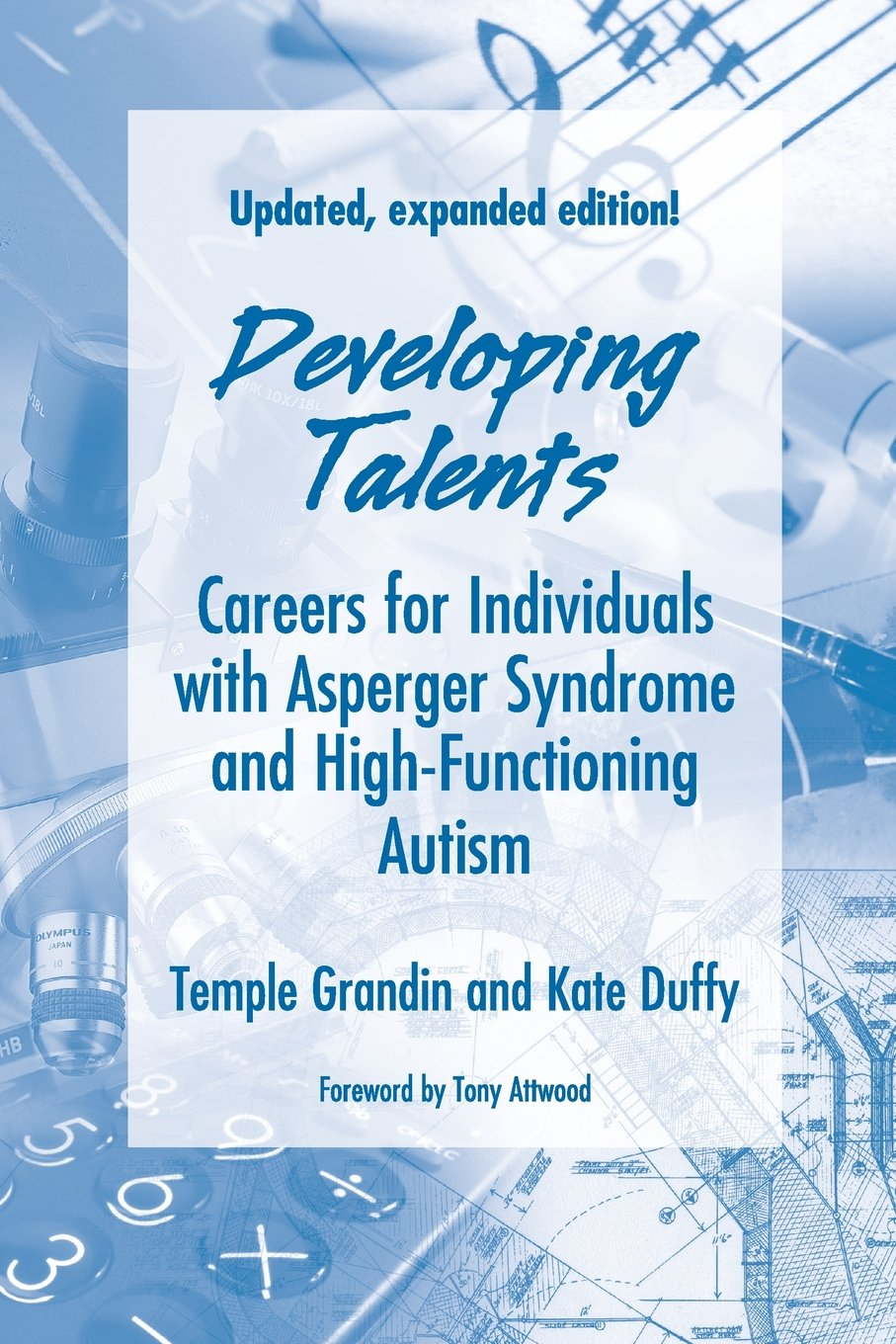 Developing Talents Individuals Asperger High functioning product image