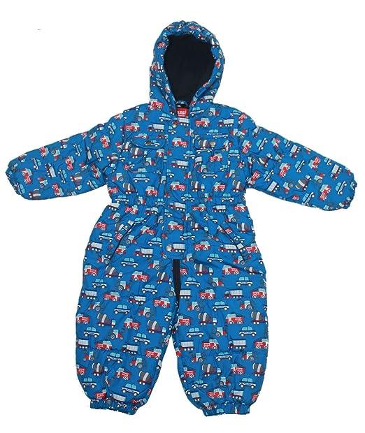 Outburst - Abrigo para la nieve - para niño azul 104: Amazon.es: Ropa y accesorios