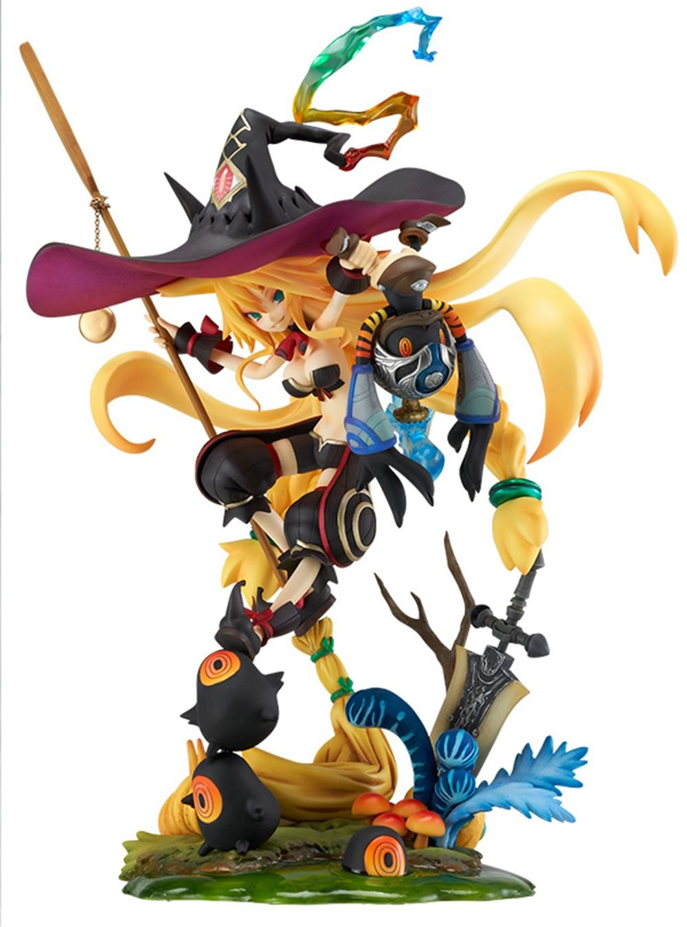Figura Swamp Witch Metallica And The Hundred Knight