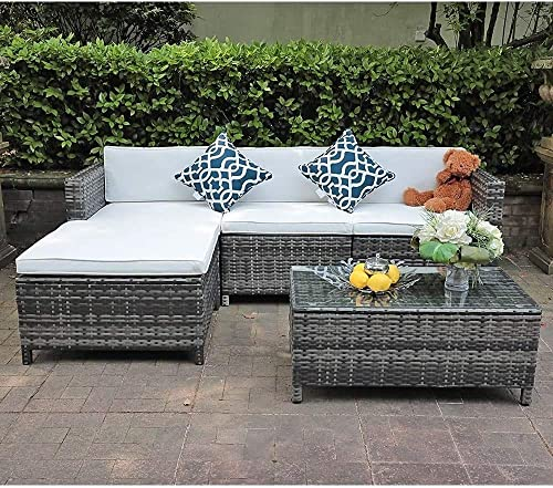 Patiorama 5 Piece Patio Furniture Set