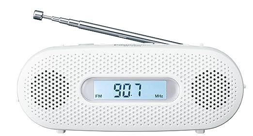 パナソニック 手回し充電対応ラジオ