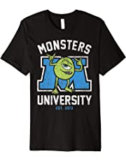 Disney Monsters University Mike Graphic T-Shirt
