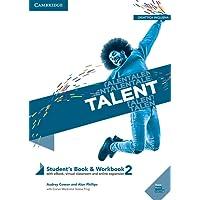 Talent. Student's book-Workbook. Per il primo biennio delle Scuole superiori. Con ebook. Con espansione online: 2