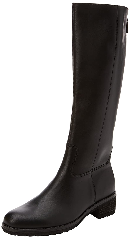 Gabor Fashion, Botas para Mujer38 EU|Negro (27 Schwarz Glitter)