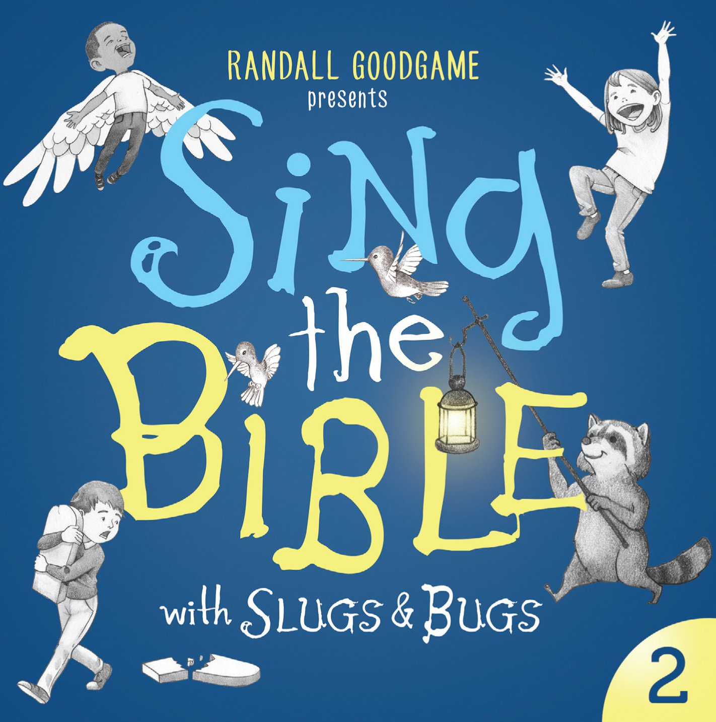 Sing the Bible with Slugs & Bugs: Volume 2