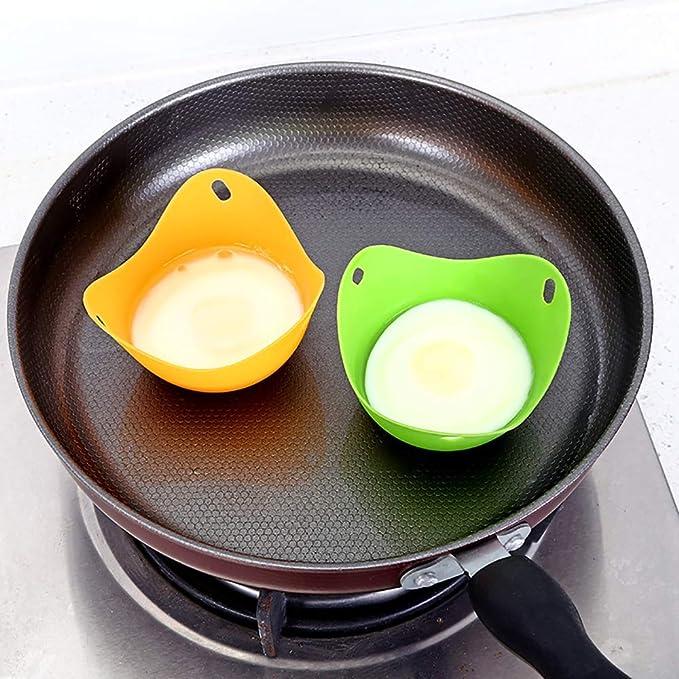 Huevo Poacher Tazas, para de Cocina Perfecto en Estuche Huevos ...