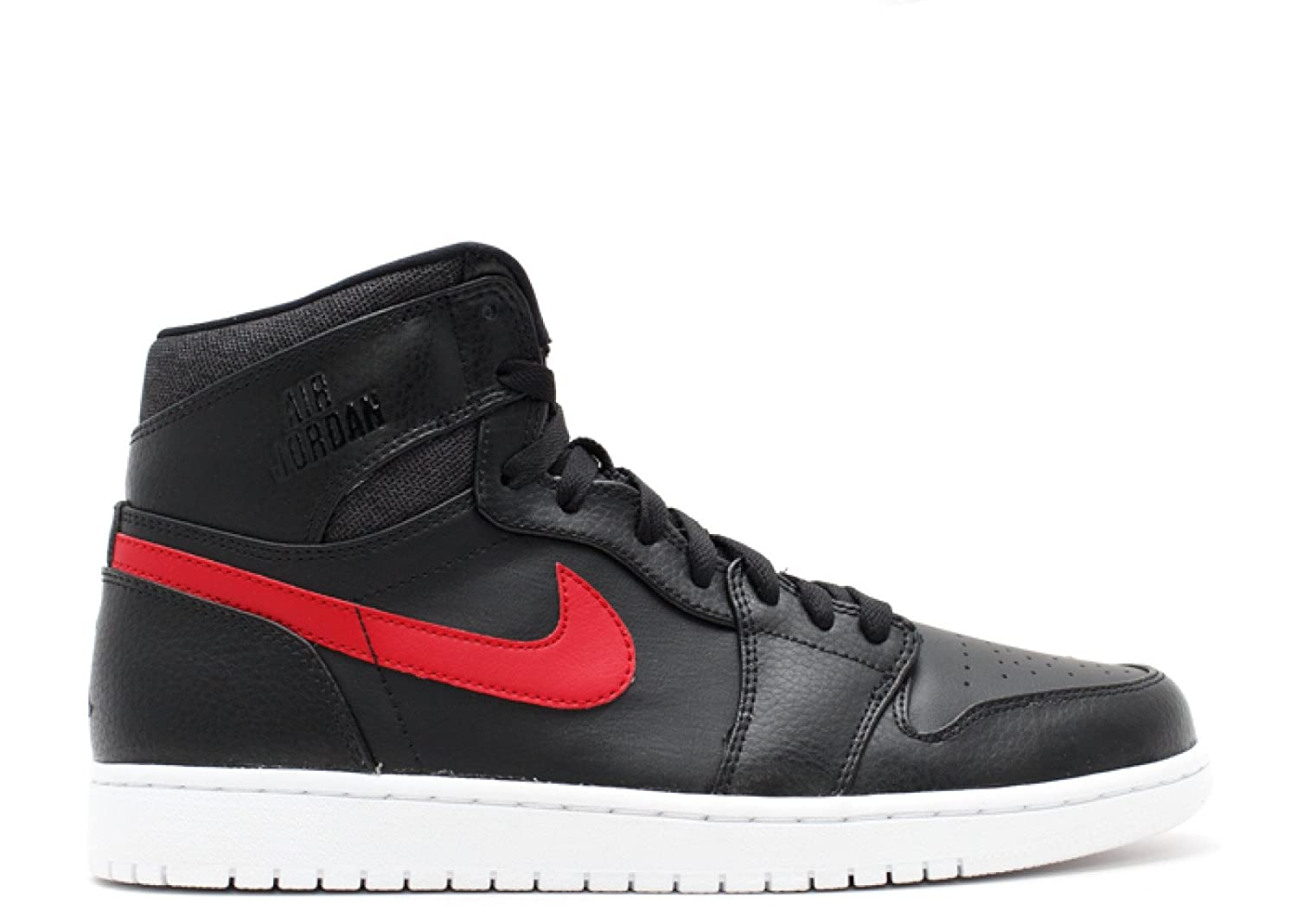 finest selection 55bbc 8abc4 Nike Men s Air Jordan 1 Retro High Black White Red 332550-012  Amazon.ca   Shoes   Handbags