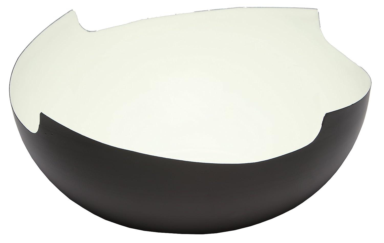 Color 12-inch Square Bowl Orange Melange Home Decor Modern Collection Pack of 6 724190539958