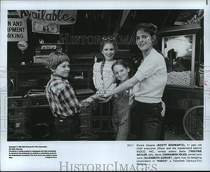 Amazon Com 1984 Press Photo Scott Schwartz Tristine Skyler And