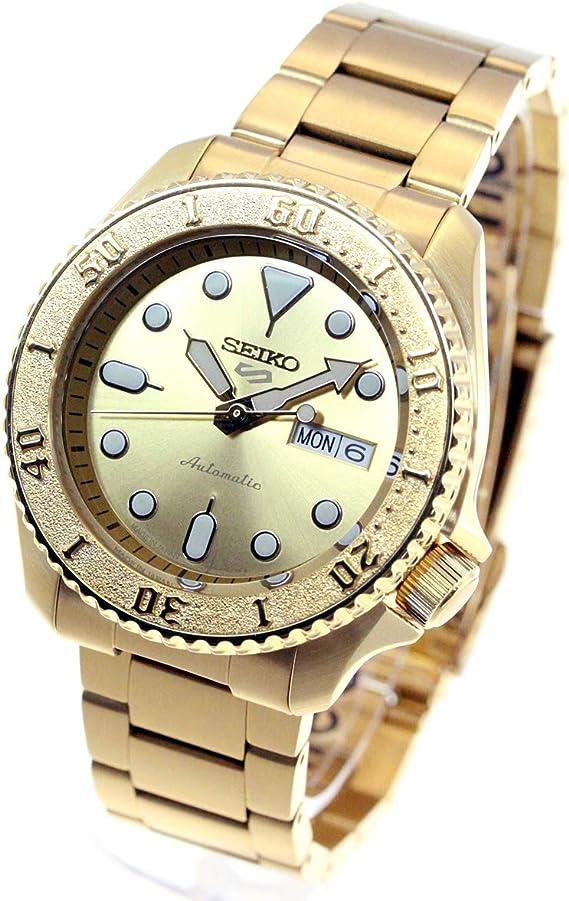 [セイコー]SEIKO 5 SPORTS 自動巻き メカニカル 腕時計 メンズ セイコーファイブ ストリート Street SBSA066