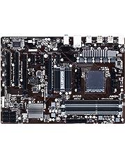 Gigabyte GA970AS3P - Placa base AMD 970/SB950, 4DDR3, 2-CH/HD audio, AM3+/PCI-Ex16/ATX, SATA 6Gb/s/4, USB 3.0