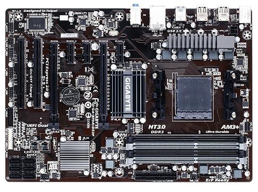 12 opinioni per Gigabyte GA-970A-DS3P/Rev 2.0 Scheda Madre, Nero