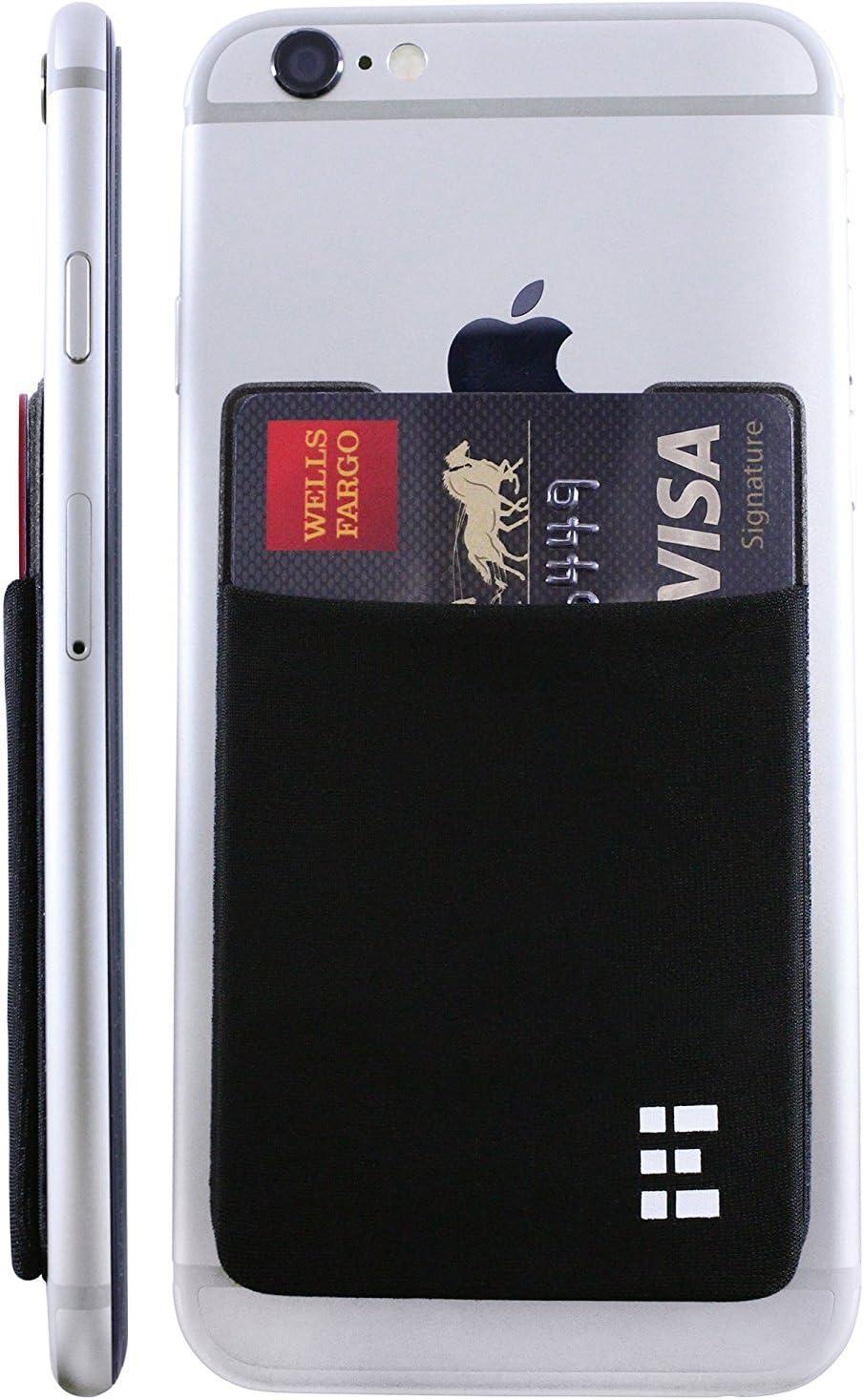 Zero Grid Handy Kartenhalter mit RFID Blocker
