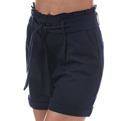 75770283 ONLY Womens Poptrash Easy Paperback Shorts in Night Sky: Only ...