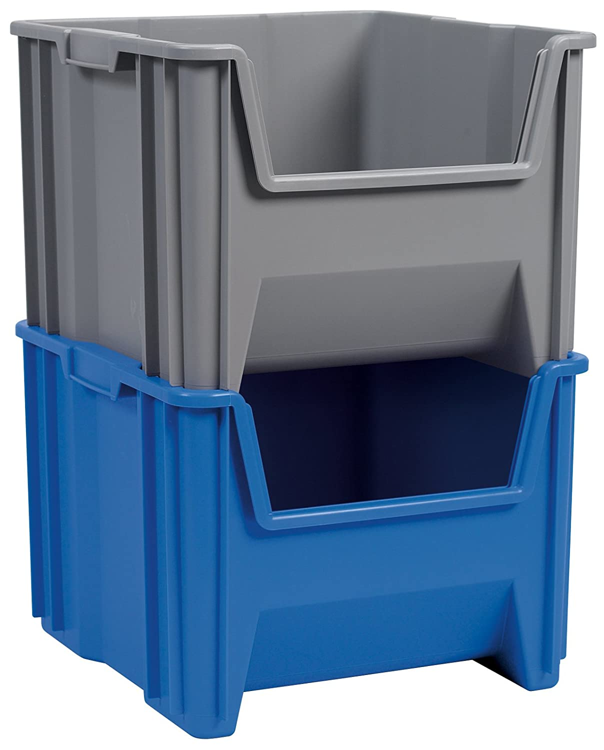 Stackable Storage Bins Innovative Rolling Stackable