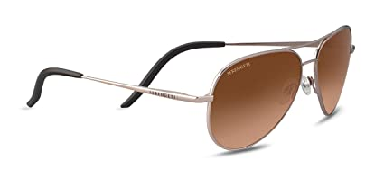 c217b2c62bf Image Unavailable. Image not available for. Color  Serengeti Carrara Small  Gold Polarized Drivers Gradient ...