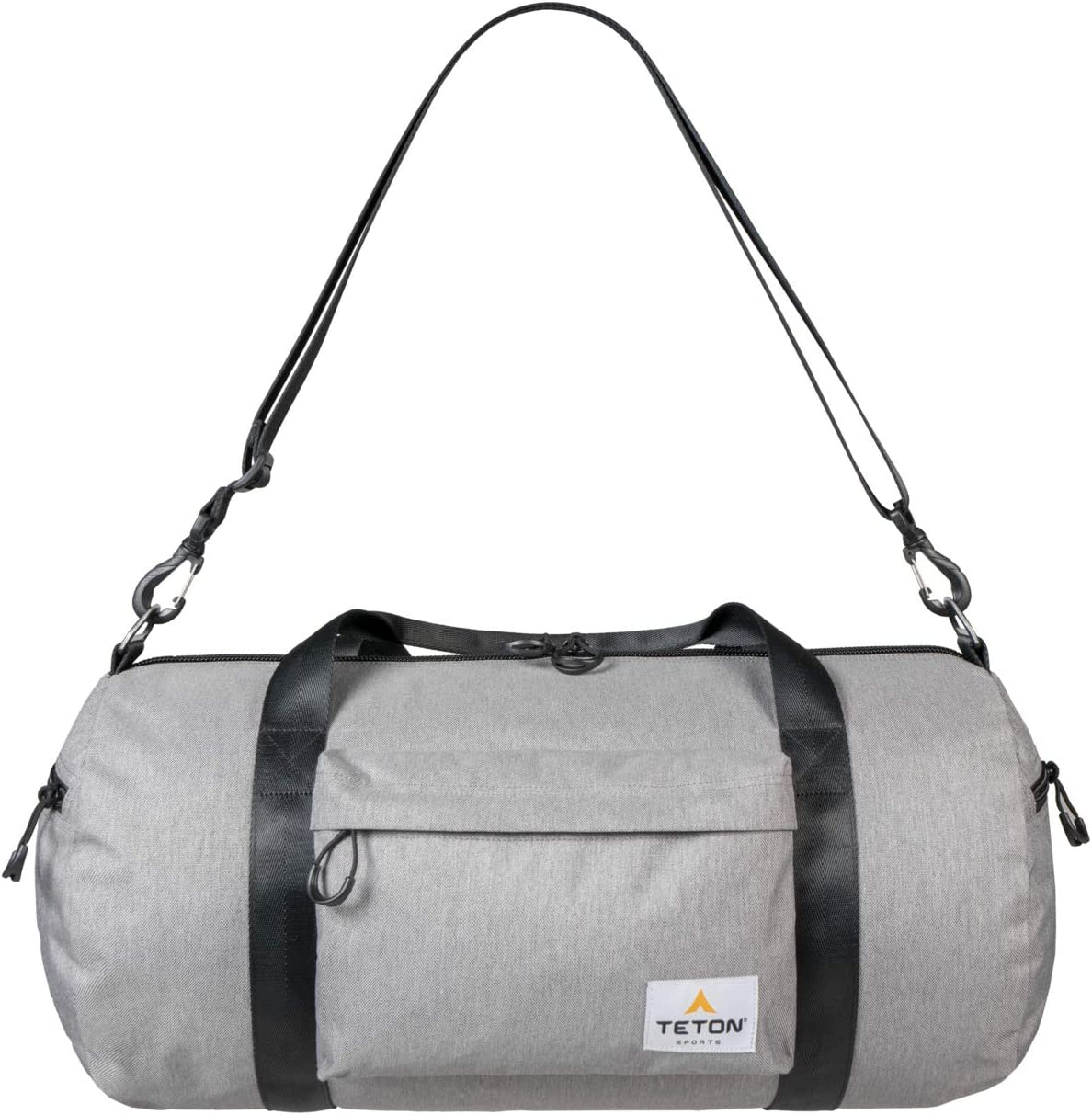 TETON Sports Canvas Duffel Bag Luggage for Travel, the Gym, and Overnight Getaways