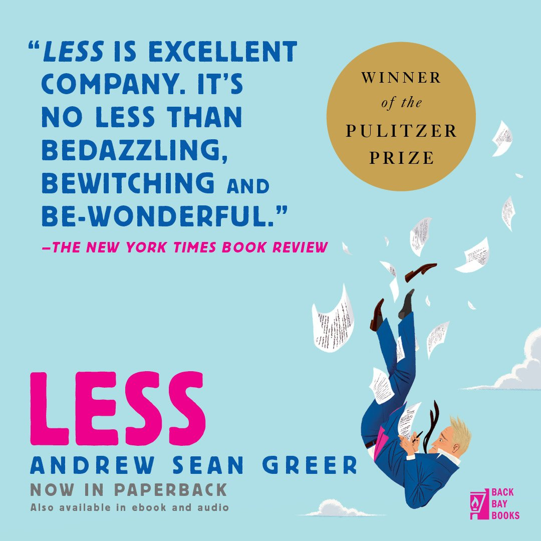 Amazon.com: Less (Winner of the Pulitzer Prize): A Novel ...