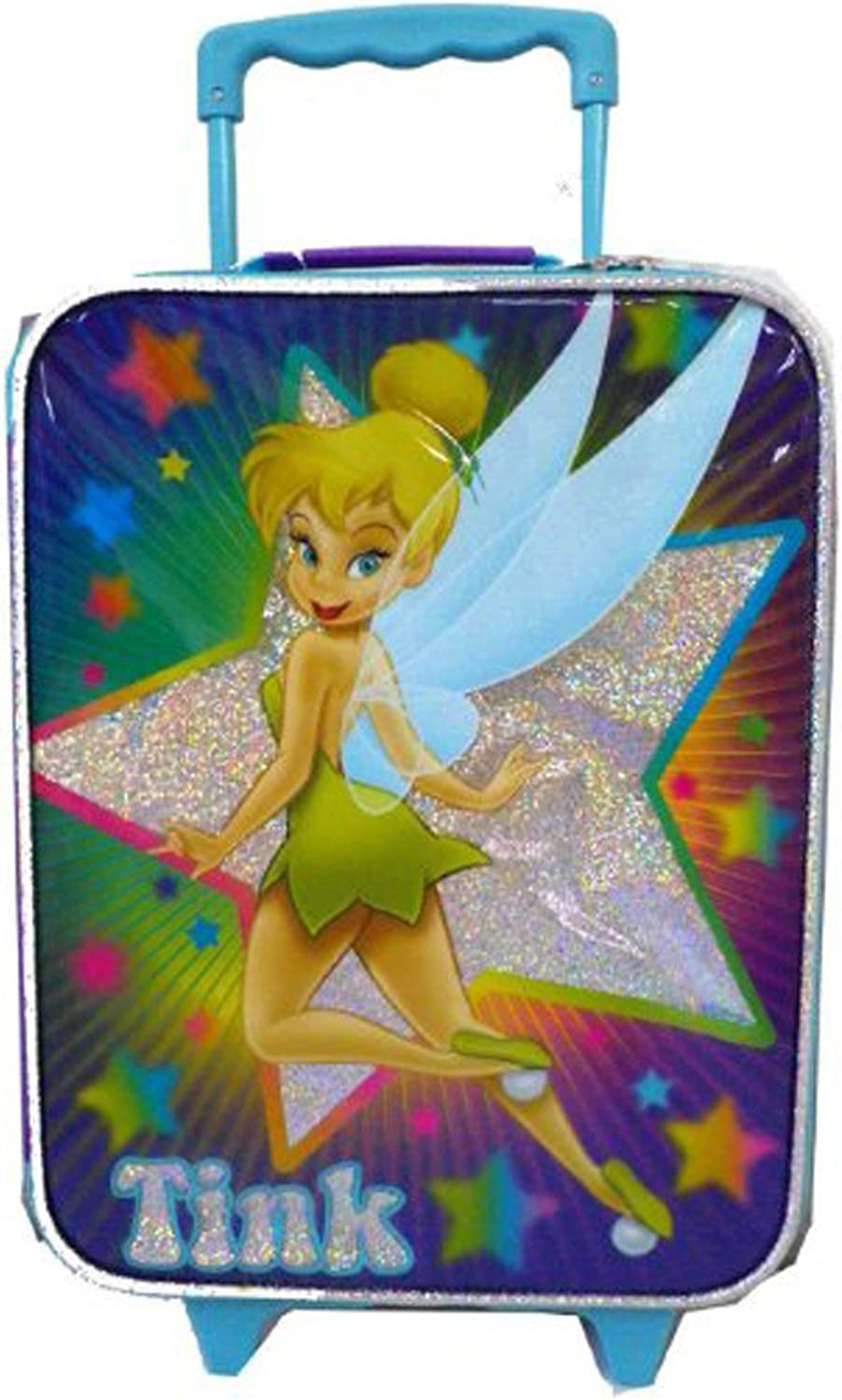 Disney TinkerBell Suitcase – Travel Pilot Case – Tinker Bell Travel Luggage