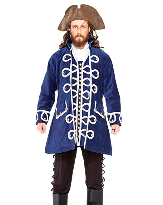 Pirata Renaissance Medieval Edwin Keel Coat Chaqueta Disfraz  c1404    Amazon.es  Ropa y accesorios 9a2d887d1335