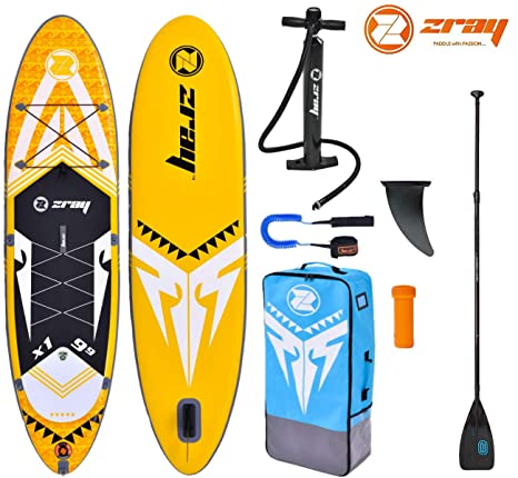 Zray X-Rider X1 9.9 Sup Board Stand Up Paddle Surf-Board Kayak-Sit ...