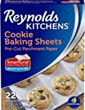 Reynolds Kitchens Non-Stick Baking Parchment Paper Sheets - 12x16 Inch (2pack)