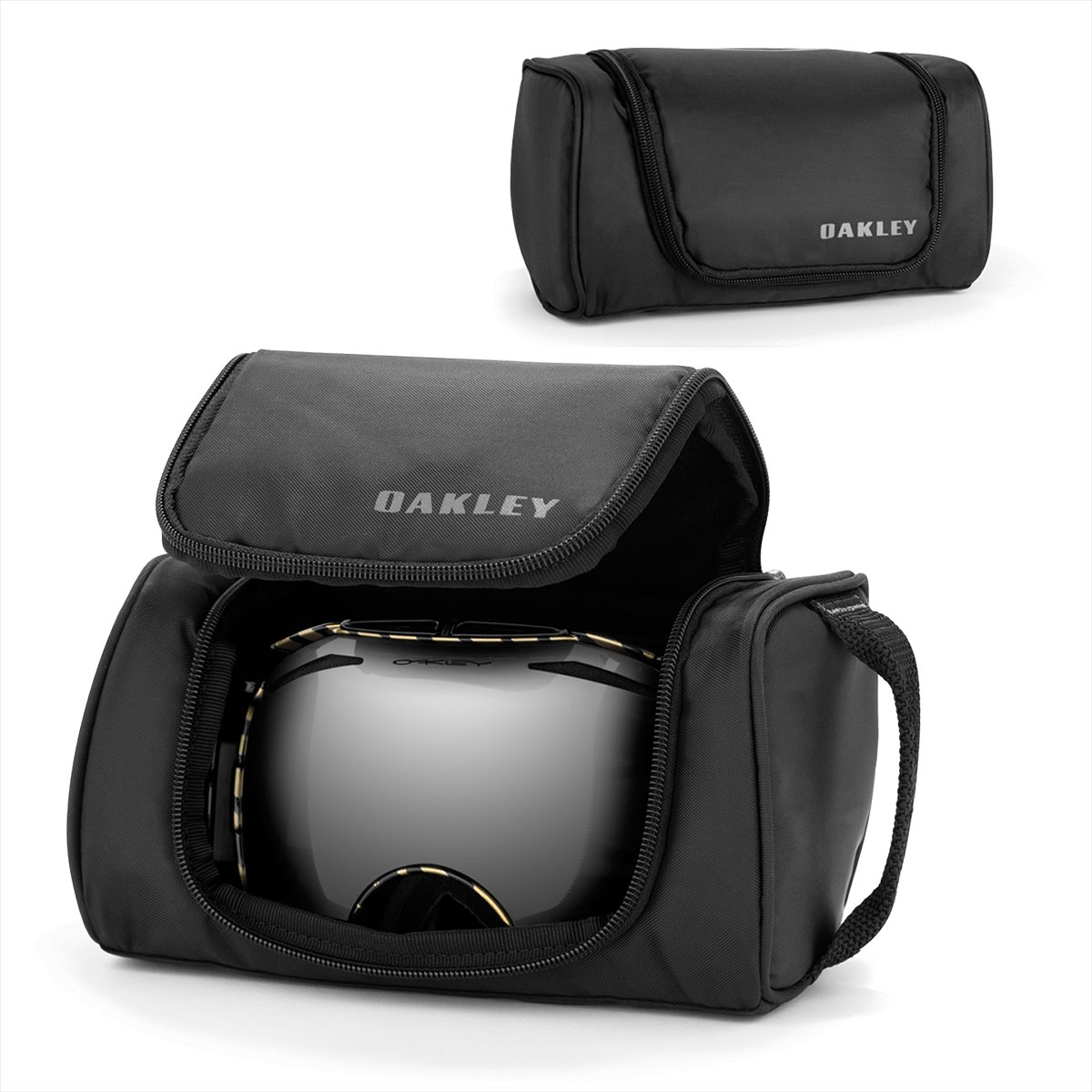 7aa91e37bcab Amazon.com  Oakley Universal Soft Adult Storage Case Snowmobile Goggles  Accessories - Black One Size  Automotive