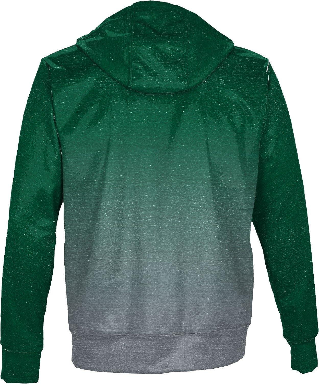 ProSphere Stetson University Mens Fullzip Hoodie Ombre