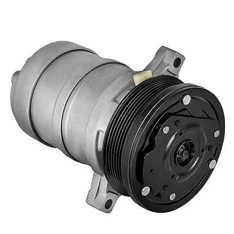 succebuy AC Compresor para Chevrolet Caprice Camaro Compresor AC Embrague 93 – 97 Compresor De Aire