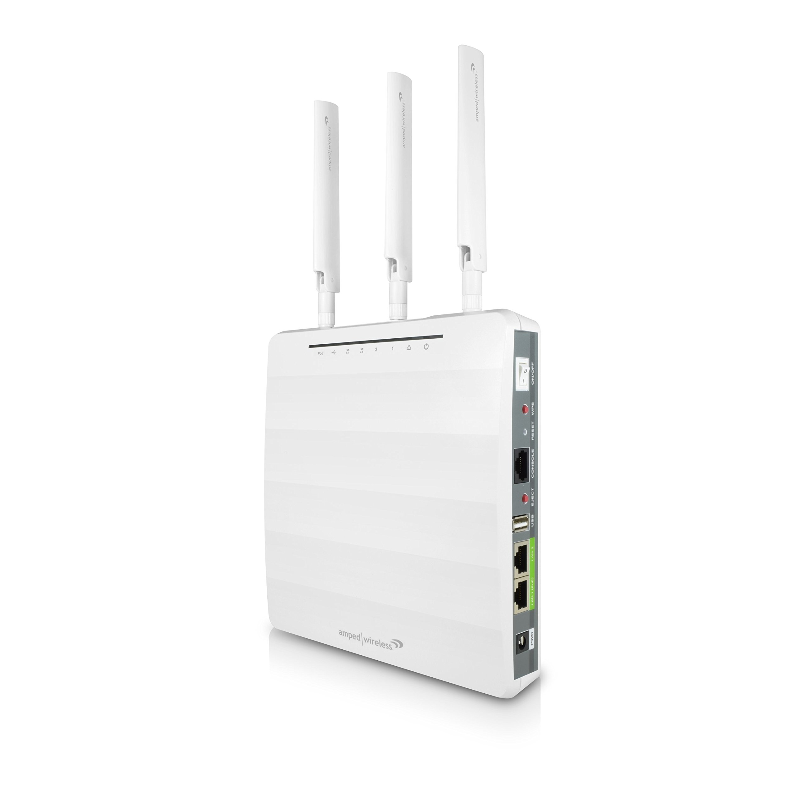 Amped Wireless ProSeries High Power AC1750 Wi-Fi Range Extender / Bridge (REB175P) by Amped (Image #3)