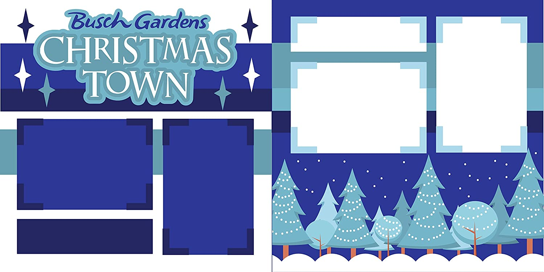 Perfect Christmas Town.Amazon Com Busch Gardens Christmas Town Assembled