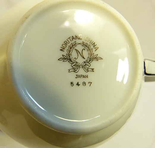 Amazon com | Vintage Noritake Fine China Sugar Bowl