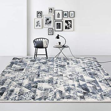 Chusea Tapis Moderne marocain pour Salon, Chambre à Coucher ...