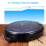 Luby Smart Robot Vacuum Cleaner for Pet