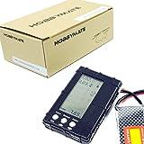 HOBBYMATE LiPo Battery Tester - Low Voltage Alarm - Lipo Battery Balancer Discharger - AOK OEM