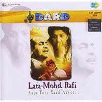 Best Of Dard - Lata/Rafi