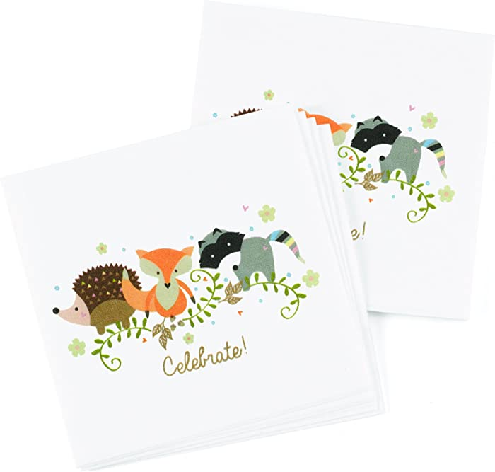 Top 10 Animal Themed Beverage Napkins