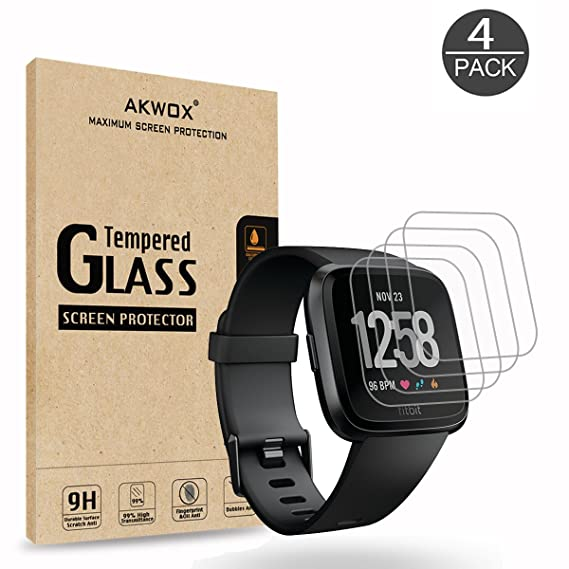 Getting The Iq Shield Screen Protector Compatible With Fitbit Versa To Work