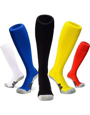Calcetines de fútbol para niño   Amazon.es