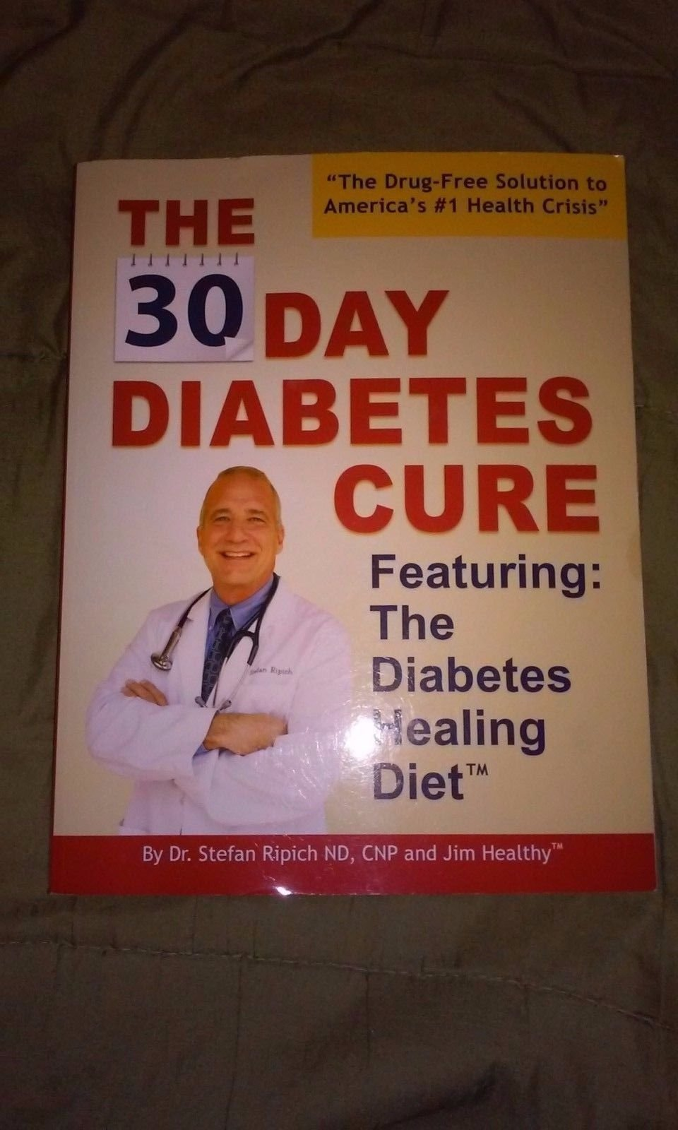 Read Online 30 Day Diabetes Cure ebook