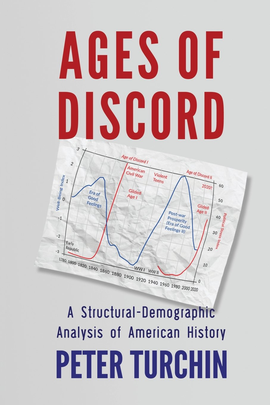 Ages of Discord: Peter Turchin: 9780996139540: Amazon com: Books