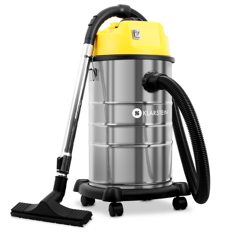 aspirateur 30 l 1800 w eau et poussiere titan