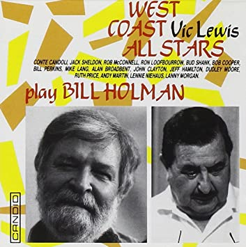 Image result for The West Coast All-Stars jazz bill holman