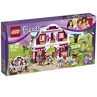 LEGO Friends Sunshine Ranch 41039: Toys & Games