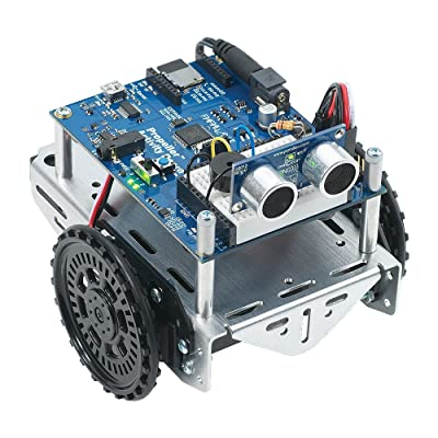 Parallax 32500 ActivityBot Robot Kit | STEM Education Programmable Robot: Industrial & Scientific