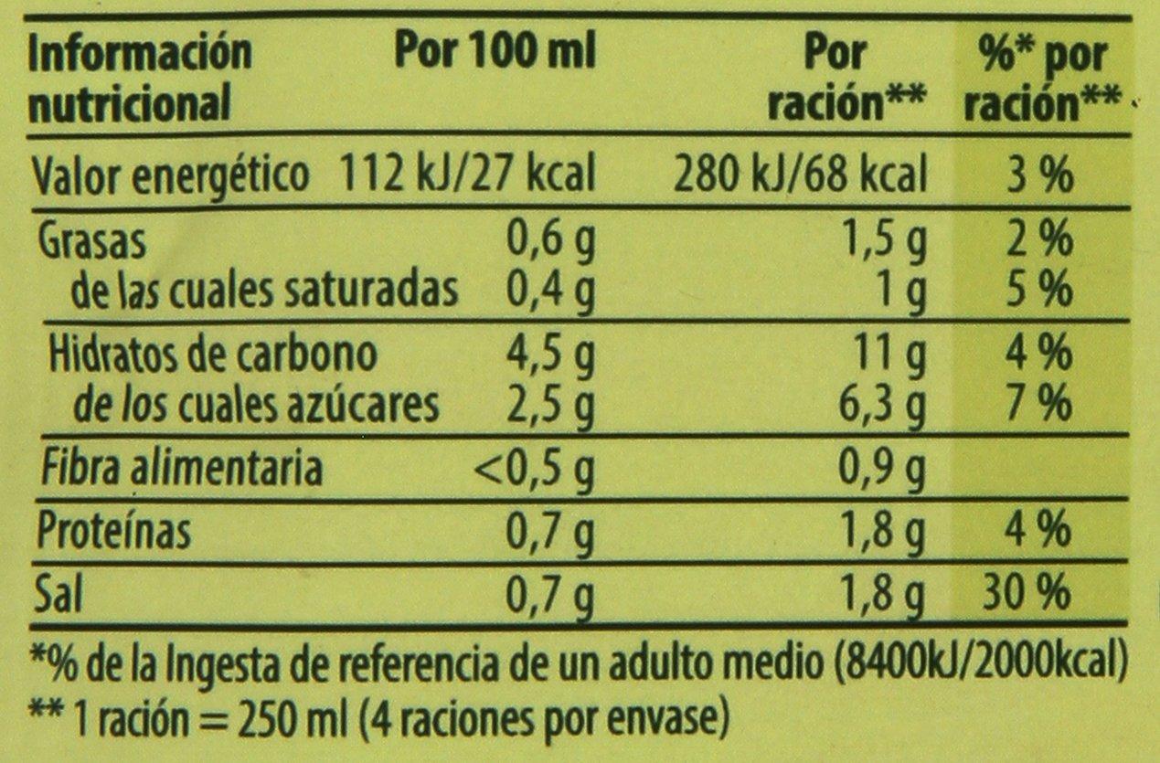 Knorr - Sopa Desh Tomate 76 gr - [Pack de 20]: Amazon.es: Alimentación y bebidas