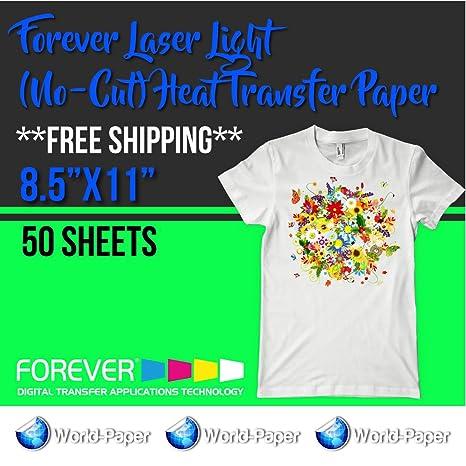 Amazon.com: Forever luz láser (no-cut) calor papel de ...
