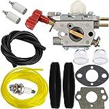 OEM Zama 753-06288 C1U-P27 Carburetor for Troy-Bilt Tiller Cultivator TB225